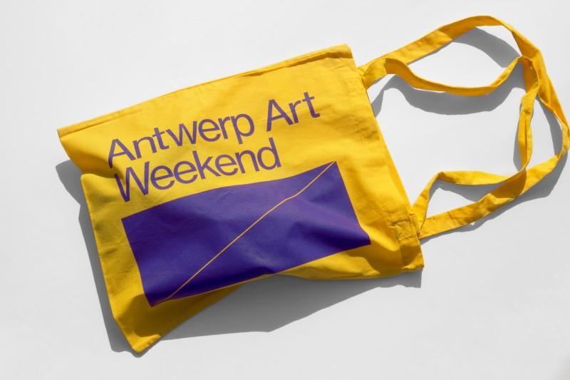Antwerp Art Weekend 2018